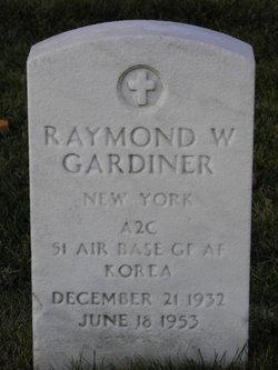 Raymond W Gardiner