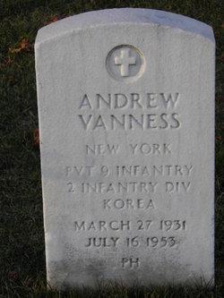 Andrew Vanness