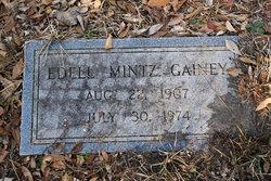Letha Edell <I>Mintz</I> Gainey