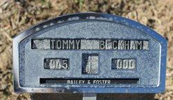 Tommy Lynn Beckham