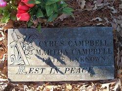 Cyrus Campbell