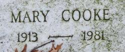 """Mary """"Polly"""" <I>Cooke</I> Jones"""