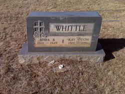 Lillie Kay <I>Odom</I> Whittle