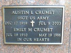 Emily M Crumet