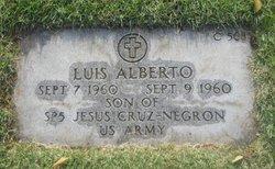 Luis Alberto Cruz