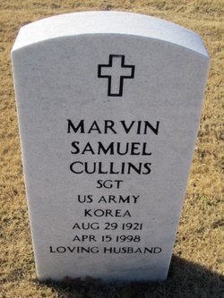 Marvin Samuel Cullins