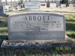 Novella <I>Staples</I> Abbott