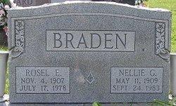 Rosel E. Braden