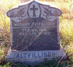 Mathias Altfillisch