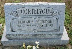 Beulah B Cortelyou