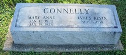 Mary Anne <I>Kirk</I> Connelly