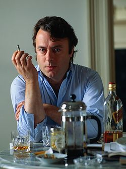 """Christopher Eric """"Hitch"""" Hitchens"""