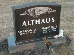 Harold John Althaus