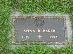 Anna Belle <I>Wells</I> Baker