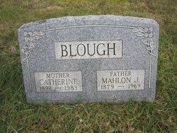 Catherine Ellen <I>Spory</I> Blough