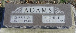 Gussie O. Adams