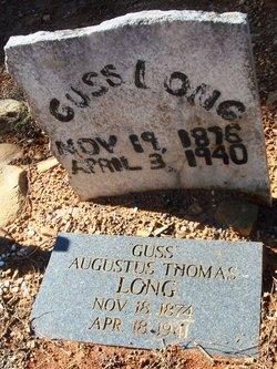 "Augustus Thomas ""Guss"" Long"