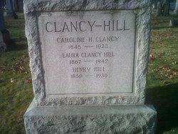 Caroline <I>Hill</I> Clancy