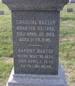 Harriet Baxter