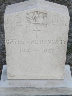 Catherine <I>O'Brien</I> Hennesy
