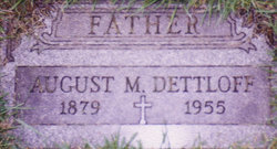 August Martin Dettloff