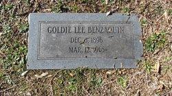 Goldie <I>Lee</I> Benzaquin