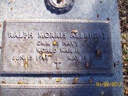 Ralph Morris Albright