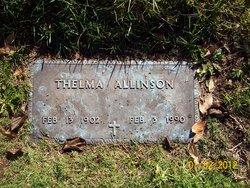Thelma Allinson