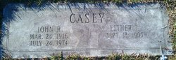 Esther F. Casey