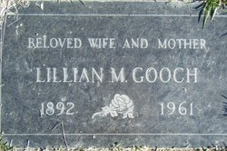 Lillian M Gooch