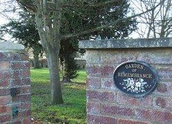 Houghton Regis Baptist Chapelyard