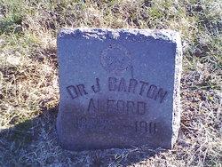 Dr Joseph Barton Alford