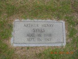 Arthur Henry Sykes