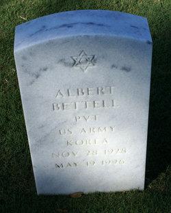 Albert Bettell