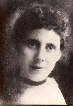 Sophia Blackwell <I>Rossington</I> Logan