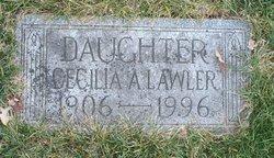 Cecilia A. Lawler