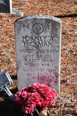 Forney Albert Hickman