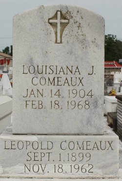 Leopold Comeaux