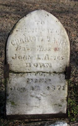 Charlotte Hardaway <I>Watson</I> Ames