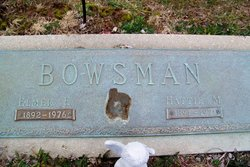 Hattie M <I>Carmon</I> Bowsman