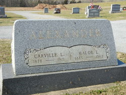 Maude Lee <I>Strine</I> Alexander