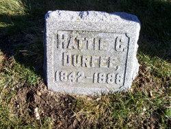 Hattie C <I>Crowell</I> Durfee