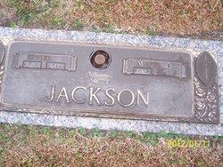 "Spicer Cedric ""Jack"" Jackson"
