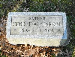George W Pearsol