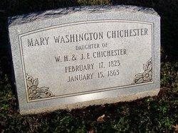 Mary Washington Chichester