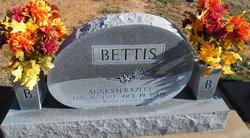 Agnes <I>Frazee</I> Bettis