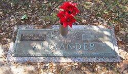 Juanita <I>Allen</I> Alexander