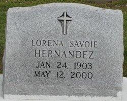 Lorena <I>Savoie</I> Hernandez
