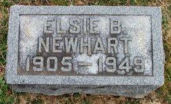 Elsie Irene <I>Bryan</I> Newhart