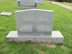 Doris Templeton <I>Hudson</I> Abernethy